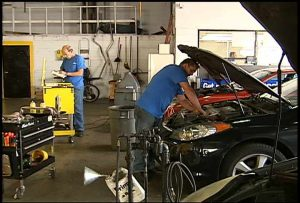 As an auto repair technician you have the BAR as well as unhappy customers